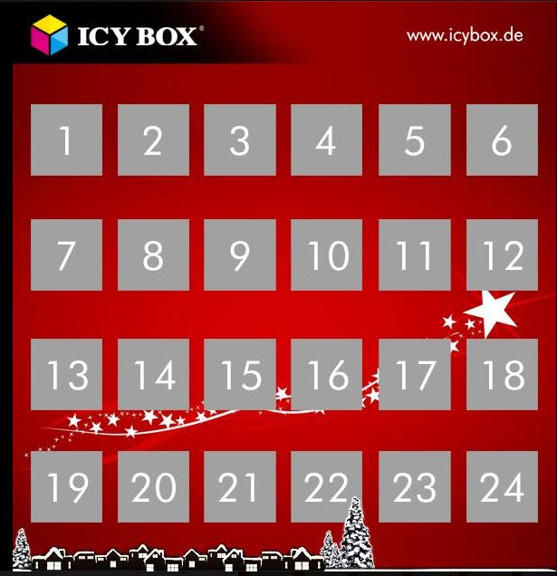 ICY BOX Adventskalender